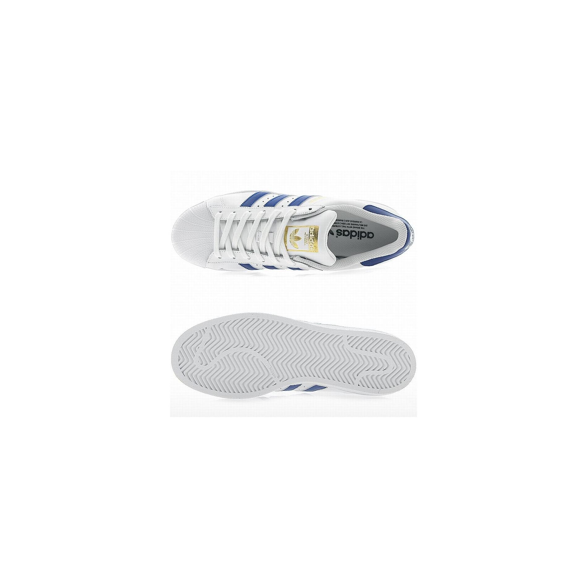 adidas superstar blue box