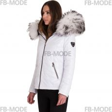 KIM Ventiuno women's down jacket with genuine fur
