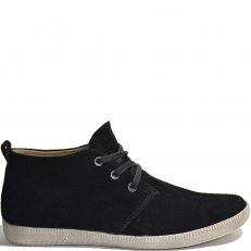 Chaussures noir effet nubuck noir modele PrimeNight