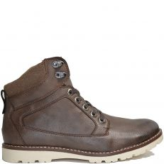 Bottes montantes marron casual modele Forest