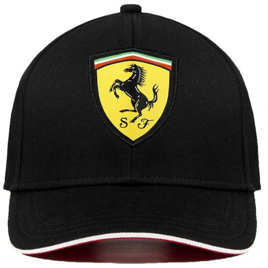 lacer dans premier coup d'oeil différemment Scuderia Ferrari ® Casquette baseball classique - 130161094-100 - Licence  Ferrari Officielle - Distributeur approuvé