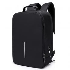 Sac à dos Voldak ZX-7 d'ordinateur portable, batterie externe, cadenas, cable antivol inclut grand volume