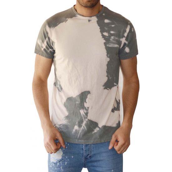 SAN DIEGO Indicode T-shirt épais coton haute qualité design peinture