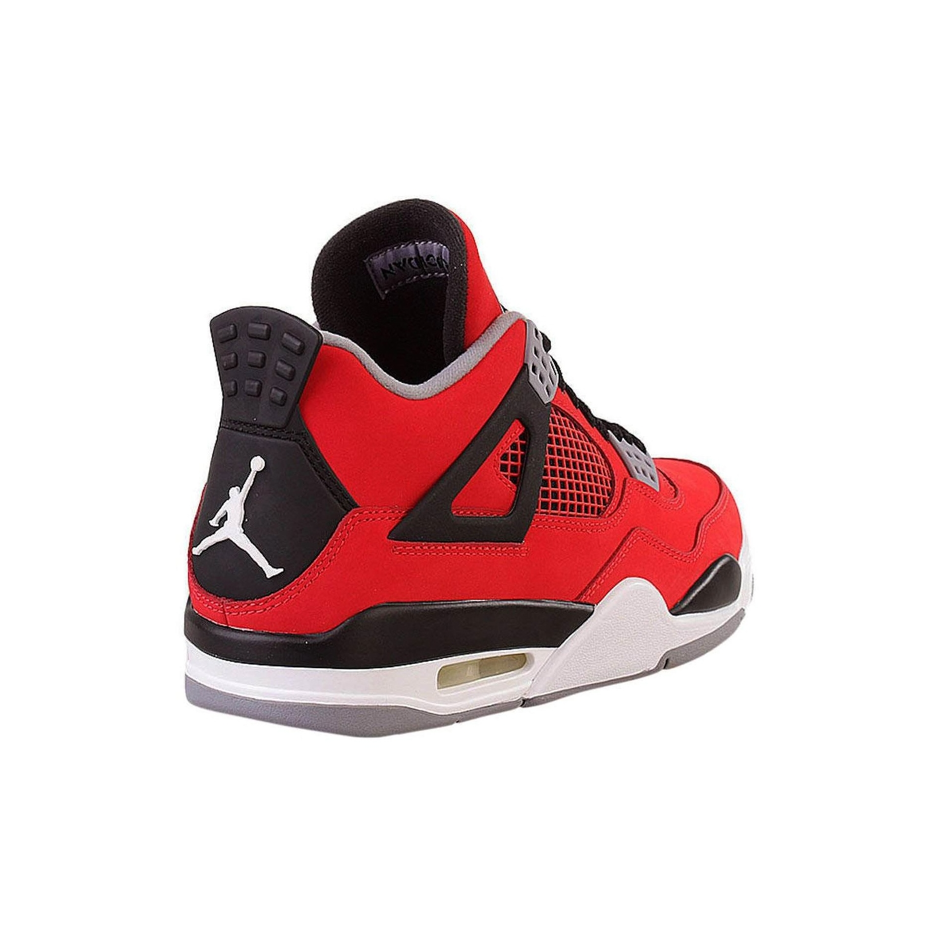 nike air jordan 4 retro toro bravo 308497 603. Black Bedroom Furniture Sets. Home Design Ideas
