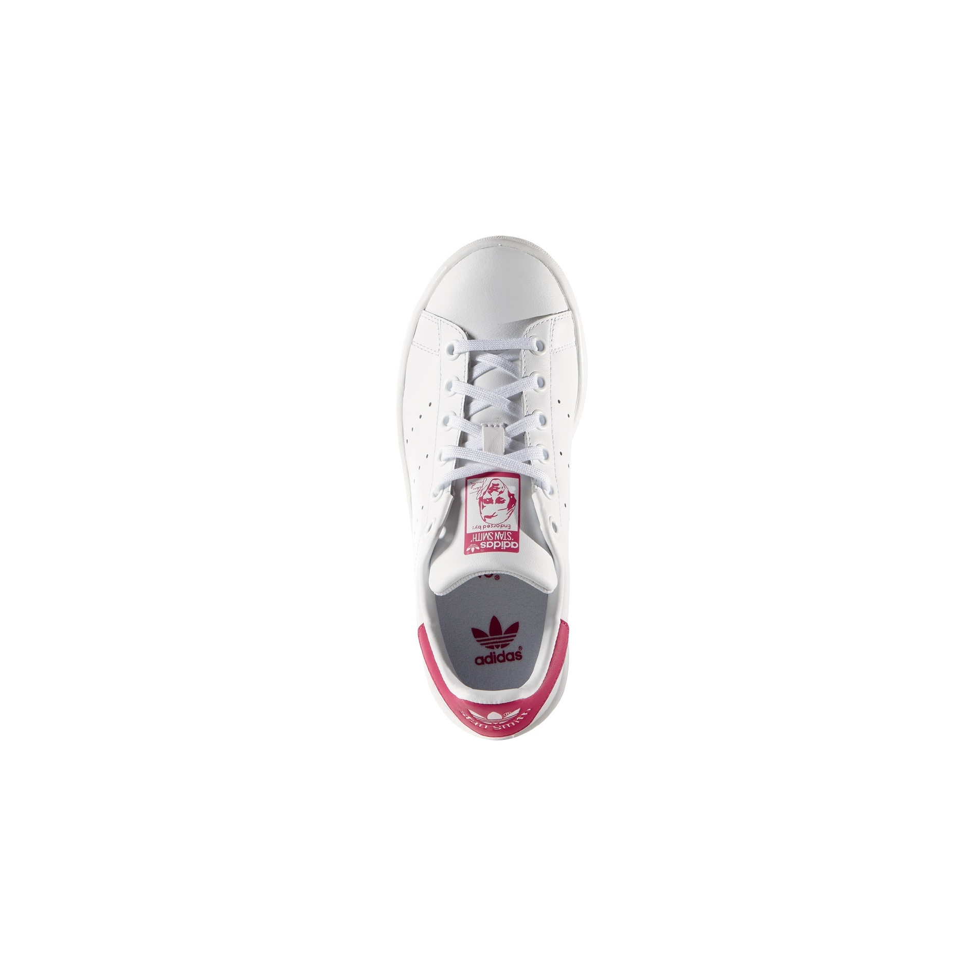stan smith arriere rose