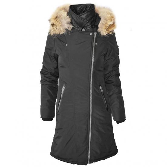 altrov veste elodie doudoune hiver femme 3 4 longue avec collection hiver 2017. Black Bedroom Furniture Sets. Home Design Ideas