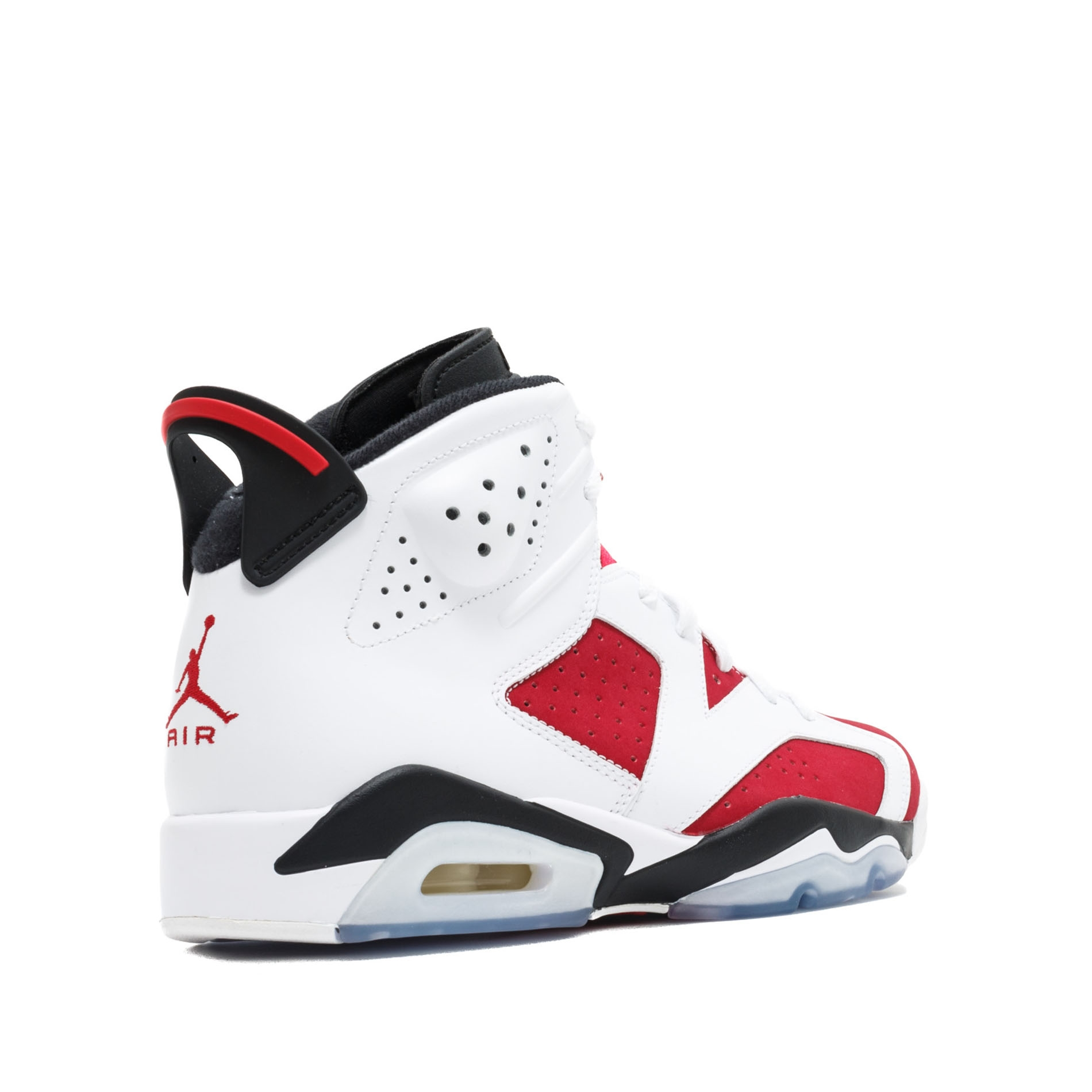 ... coupon code for nike air jordan 6 retro vi carmine 384664 160 white  carmin black red a0f28a7b3