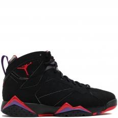Nike Air Jordan 7 Retro VII RAPTOR 304775-018 Black/Red/Charcoal