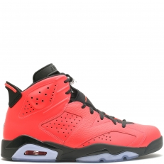 Nike Air Jordan 6 Retro VI INFRARED 23 384664-623 infrared 23/black-infrared 23