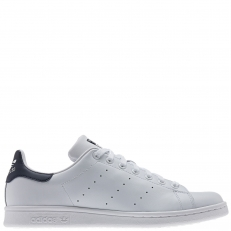 Adidas Originals Stan Smith M20325 Blanc / Bleu Navy
