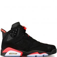 Nike Air Jordan 6 Retro BLACK INFRARED 384664-023