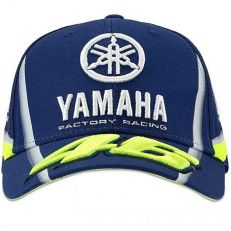 Valentino Rossi ® Casquette VR46 Moto GP M1 Yamaha Factory Racing Team YDMCA313609 Officiel 2018 - License Yamaha - Distributeur