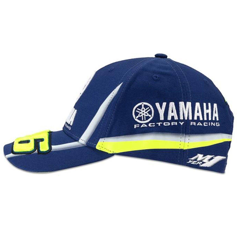 Rossi Valentino Yamaha Gp Casquette Factory ® Racing Moto Vr46 M1 vdq7Pa