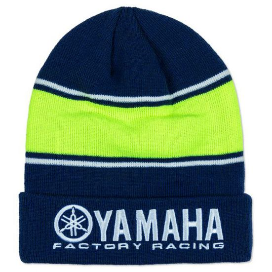 Valentino Rossi ® V46 Bonnet Yamaha beanie - Licence Officielle - Distributeur approuvé - YDMBE313709