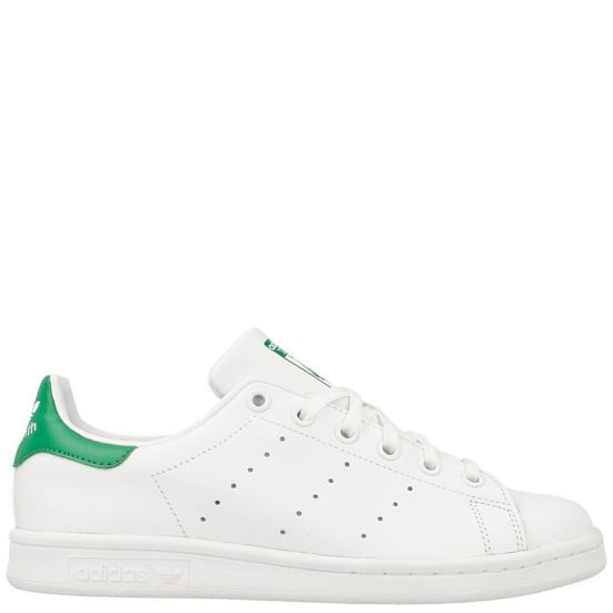 adidas blanc vert