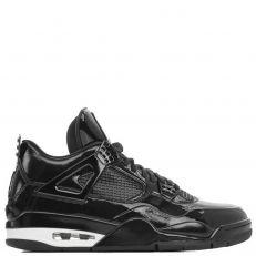 Nike Air Jordan 11Lab4 BLACK PATENT 719864-010