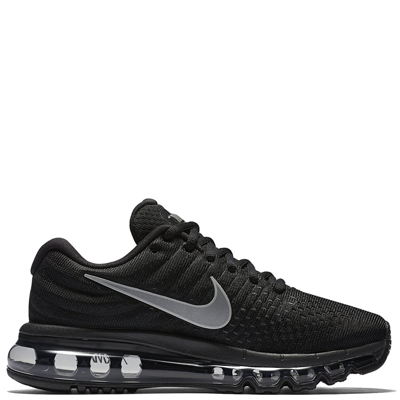 WMNS Nike Air Max 2017 849560 001 noir argent Black